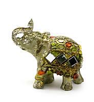 Слон (5,5х5,5х2,5 см)