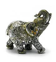 Слон (7,5х8,5х3,5 см)