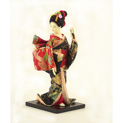 Японская кукла Прекрасная гейша