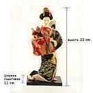 Японская кукла Прекрасная гейша, фото 2