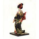Японская кукла Прекрасная гейша, фото 3