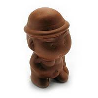 Чайный мальчик глина (7,5 см)