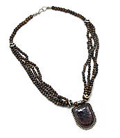 Ожерелье с кулоном