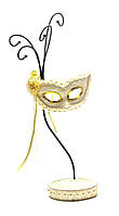 """Подставка под бижутерию """"Венецианская маска"""" (39х14х8 см)"""