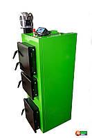 Котел твердотопливный Энерджи Грин (Energy Green) 12 кВт длительного горения
