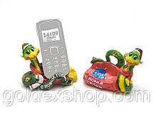 Змея подставка (9,5х7х5 см)