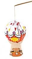 """Фонарь с подсветкой """"Воздушный шар"""" (d-23 h-56см)"""