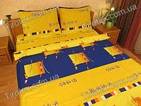 Спальный комплект Африка желтое