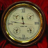 """Часы """"Мировое время"""" (40см)"""
