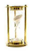 Часы песочные бронза (8,5х5х5 см)