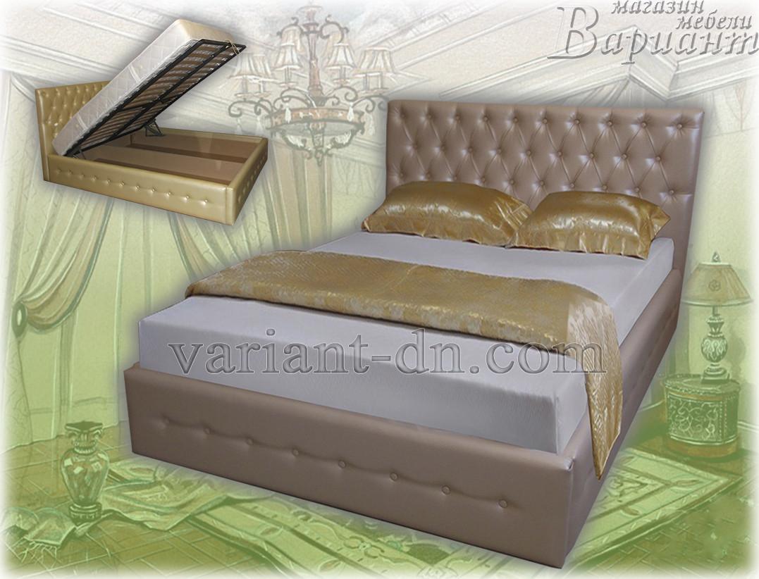 Кровать с подъёмным механизмом Софи