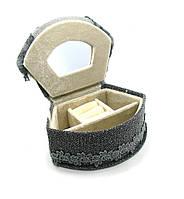 Шкатулка для бижутерии (17,5х12,5х8 см)