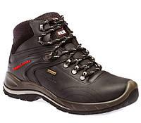 Ботинки осенне-зимние водонепроницаемые кожаные мужские Grisport (Red Rock) 11101v78