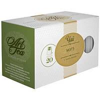 Чай матэ с гинкго билоба -для снятия физической и умственной усталости, кроме того, он повышает настроение