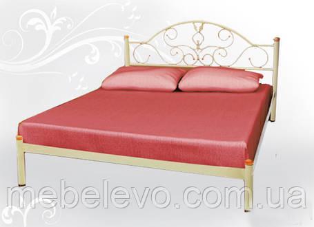 Кровать двуспальная Анжелика 160 Металл-дизайн  , фото 2