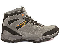 Ботинки зимние кожаные мужские Restime PMZ14186