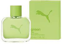 Puma Green Men EDT 40 ml туалетная вода мужская (оригинал подлинник  Германия)