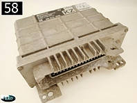 Электронный блок управления (ЭБУ) АКПП Opel Omega Senator 3.0.24V 87-93г (30NE C30LE C30NE C30SE), фото 1