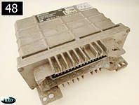 Электронный блок управления ЭБУ АКПП Opel Omega A Senator B 3.0.88-90г (30NE), фото 1