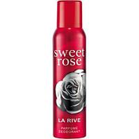 Женский дезодорант La Rive SWEET ROSE, 150 мл