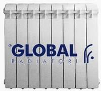 Алюмінієвий радіатор GLOBAL Vox Extra 500/100