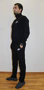 Мужской спортивный костюм Nike черный Турция реплика
