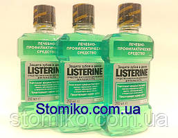 Листерин, LISTERINE Teeth and Gum (Защита зубов и десен), 250мл