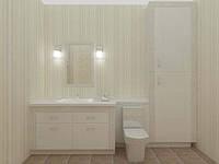 Корпусная мебель в ванную