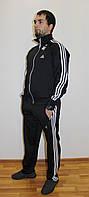 Мужской  спортивный костюм Adidas эластик №5