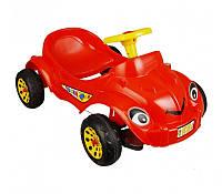 Автомобиль педальный Pilsan Херби хеппи красный