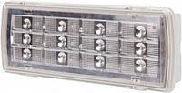 Светильник аварийний e.emerg.507L.led.NM.3h.IP65, не постоянный, 3 часа