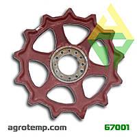 Колесо ведущее трактора ДТ-75 77.39.132