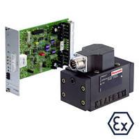 Сервораспределители Bosch Rexroth 4WS2EM 10…XN с механической обратной связью (Рексрот)