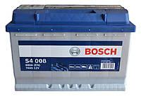 Аккумулятор Bosch S4 Silver (S4 008) 74A/h 680А R+, (EU)
