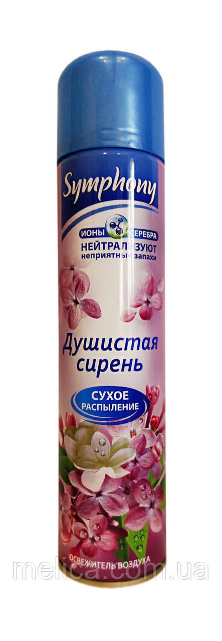 Освежитель воздуха Symphony Душистая сирень - 300 мл.