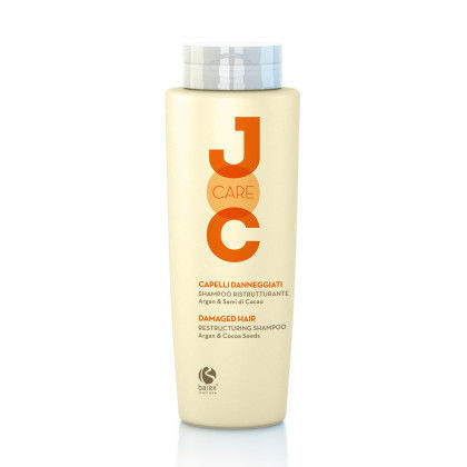 NEW Barex Joc Care Шампунь Глибоке відновлення з аргановою олією і какао-бобами 250 мл.
