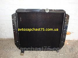 Радиатор Зил 4331 (3-х рядный, медный) ШААЗ, Россия