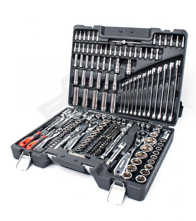 Набор инструментов PROLINE 217 элементов. Премиум качество