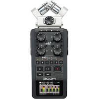 Zoom H6 портативный рекордер со сменным микрофоном