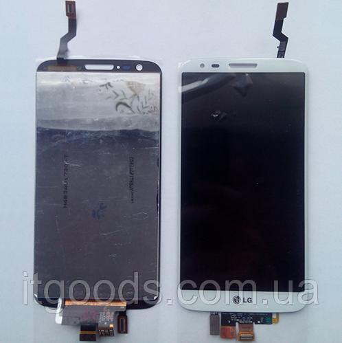 Оригинальный дисплей (модуль) + тачскрин (сенсор) для LG G2 D802 | D80