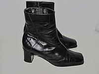 BARIZAL _ Нарядные ботиночки _Германия _Кожа? 25см