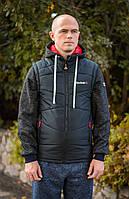 """Утепленная разборная куртка-жилет """"Reebok"""".Топ продаж!"""