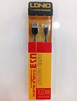 LDNIO Cable LS14 micro USB cable