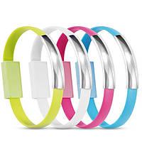 Lightning USB cable bracelet