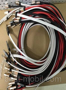 Micro usbTPE wide cable AA