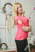 Блуза женская шифон. Размеры  42__58