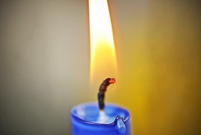 Свечи хозяйственные парафиновые