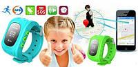 Smart Baby Watch Q50 детские часы с GPS трекером