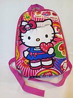 Детский рюкзак каркасный Hello Kitty