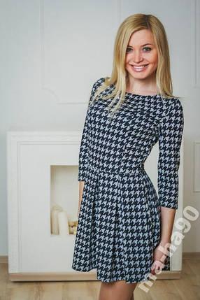 Женское платье короткое, фото 2